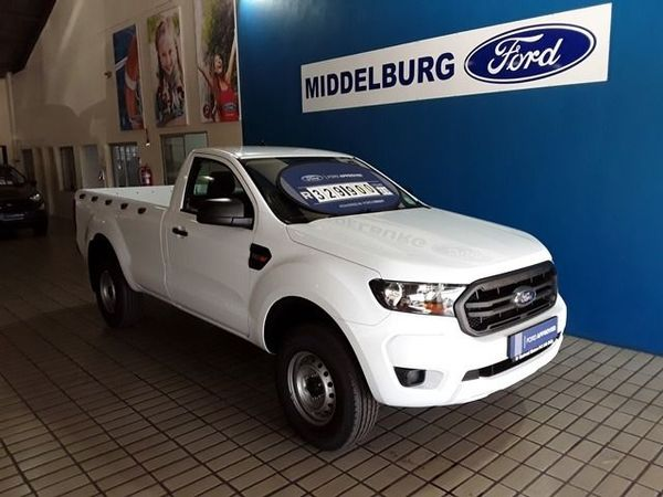 2020 Ford Ranger 2.2TDCi XL Single Cab Bakkie Mpumalanga Middelburg_0