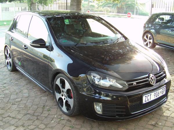 2010 Volkswagen Golf Vi Gti 2.0 Tsi  Gauteng Boksburg_0