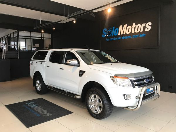 2012 Ford Ranger 3.2tdci Xlt 4x4  Pu Dc  Western Cape Goodwood_0