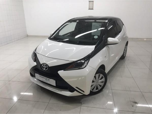 2017 Toyota Aygo 1.0 X- PLAY 5-Door Gauteng Pretoria_0
