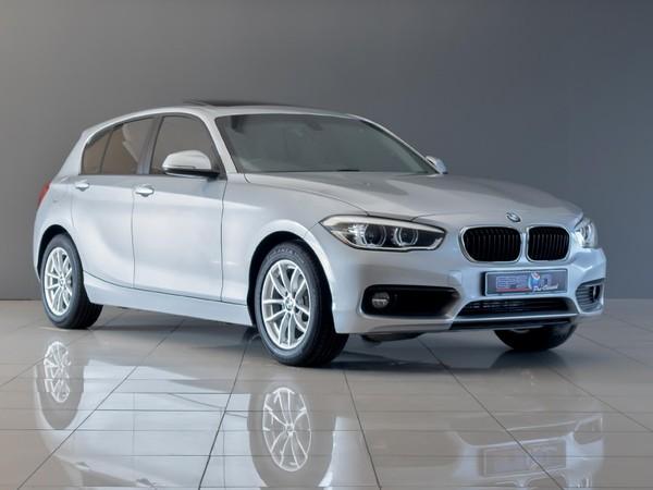 2017 BMW 1 Series 118i 5DR f20 Gauteng Nigel_0