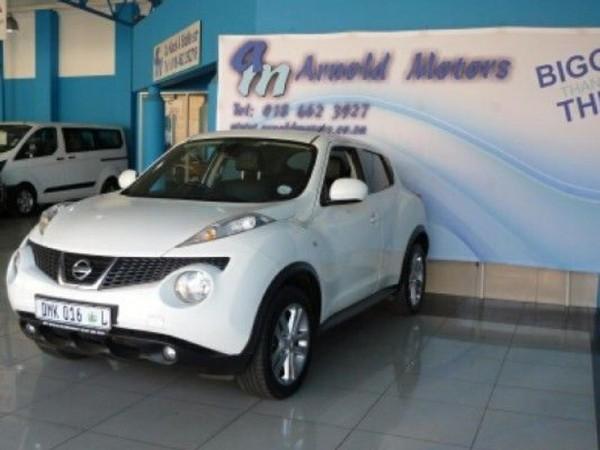 2012 Nissan Juke 1.6 Dig-t Tekna  North West Province Klerksdorp_0