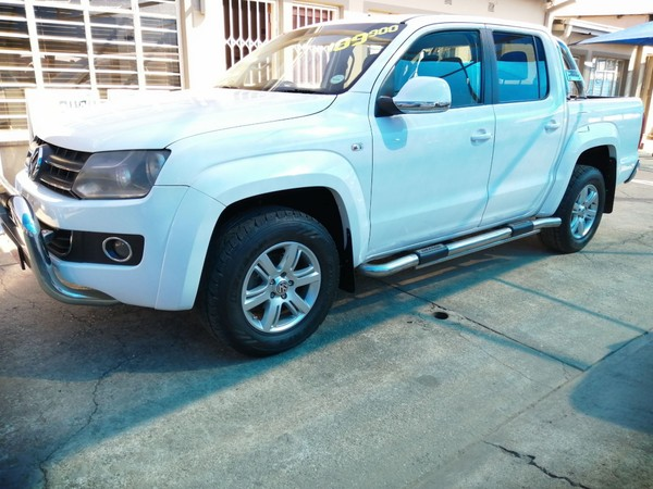 2011 Volkswagen Amarok 2.0 Bitdi Highline 120kw 4 Mot Dc Pu  North West Province Rustenburg_0