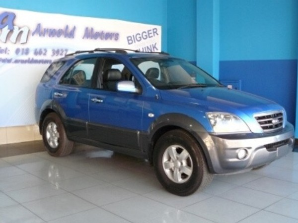 2009 Kia Sorento 3.8 V6 4x4 At  North West Province Klerksdorp_0