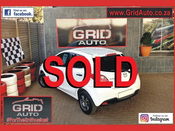 2009 Mazda 2 1.3 Active 5dr  Gauteng Pretoria North_0