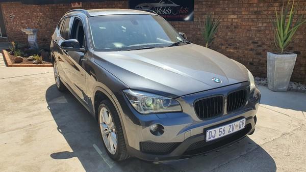 2014 BMW X1 Sdrive20d At  Gauteng Kempton Park_0