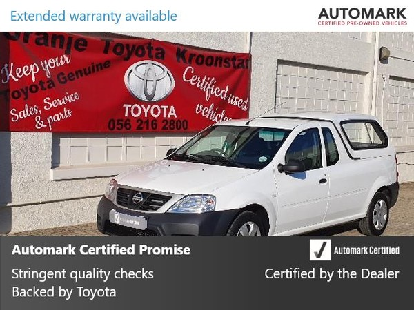 2018 Nissan NP200 1.6  Ac Safety Pack Pu Sc  Free State Kroonstad_0