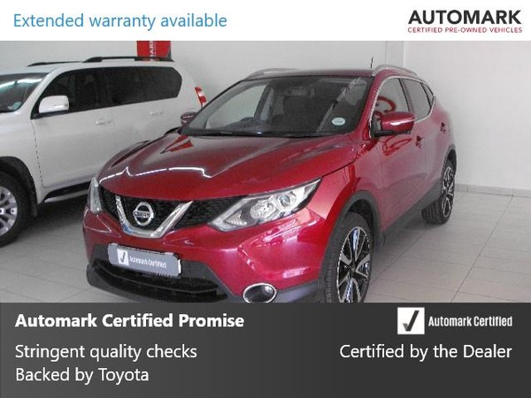 2014 Nissan Qashqai 1.6 dCi AcentaTechno AWD Mpumalanga Standerton_0