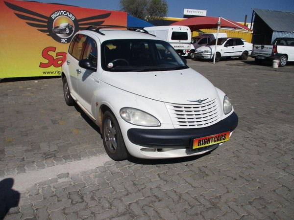2000 Chrysler PT Cruiser  Gauteng North Riding_0