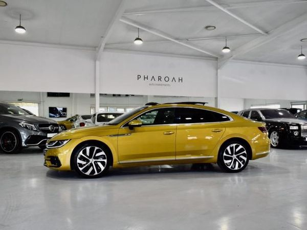 2018 Volkswagen Arteon 2.0 TSI R-LINE 4M DSG Gauteng Sandton_0