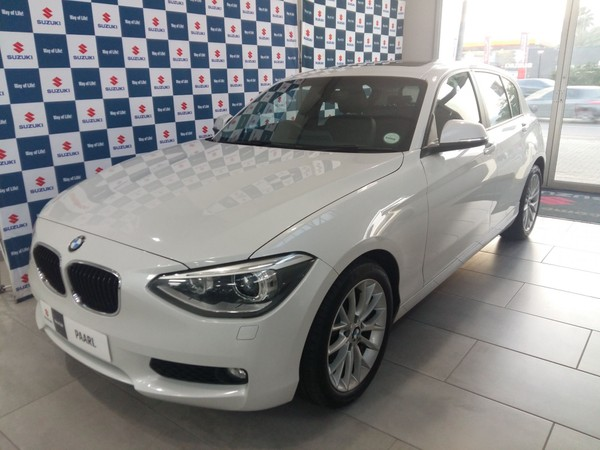 2014 BMW 1 Series 120d 5dr At f20  Western Cape Paarl_0