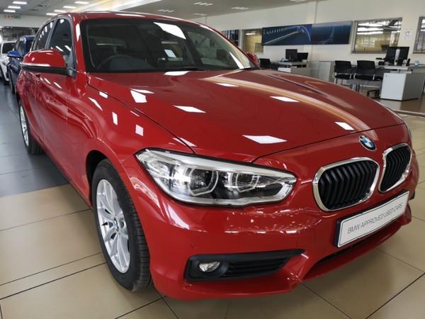 2017 BMW 1 Series 118i 5DR Auto f20 Gauteng Kempton Park_0