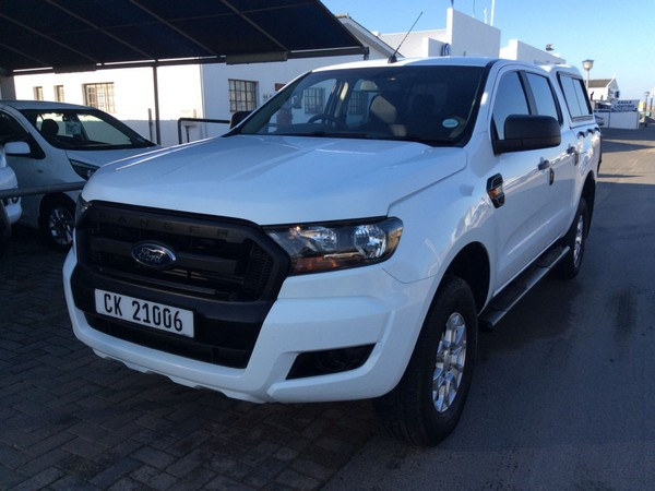 2017 Ford Ranger 2.2TDCi XL Double Cab Bakkie Western Cape Hermanus_0