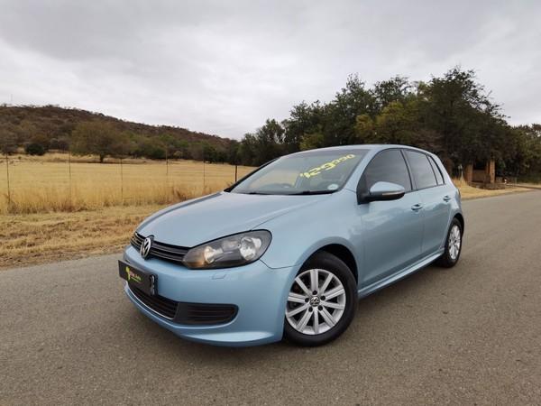 2011 Volkswagen Golf Vi 1.6 Tdi Bluemotion  North West Province Rustenburg_0