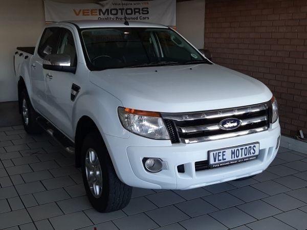 2015 Ford Ranger 3.2tdci Xlt At  Pu Dc  Gauteng Edenvale_0