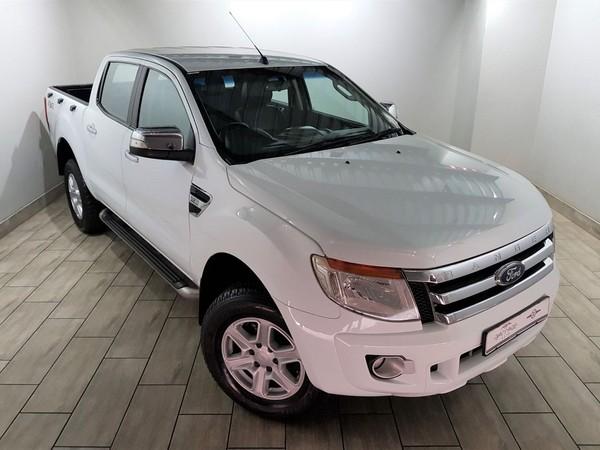 2013 Ford Ranger 3.2tdci Xlt 4x4 Pu Dc  Free State Bloemfontein_0