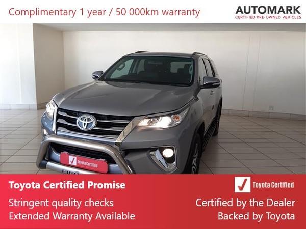 2016 Toyota Fortuner 2.4GD-6 RB Auto Mpumalanga Ermelo_0
