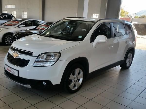 2014 Chevrolet Orlando 1.8ls  Western Cape Wynberg_0