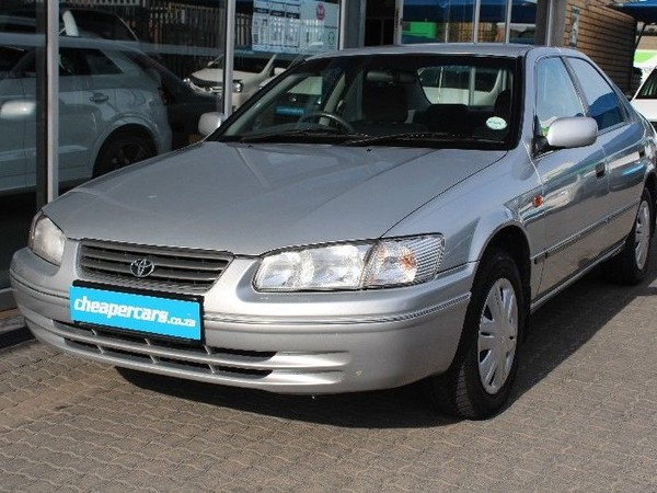 2002 Toyota Camry Toyota Camry 220 GL Western Cape Bellville_0