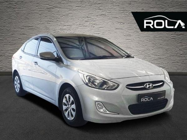 2016 Hyundai Accent 1.6 Gls  Western Cape Somerset West_0