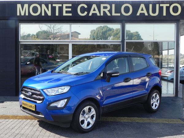 2019 Ford EcoSport 1.5TDCi Ambiente Gauteng Sandton_0