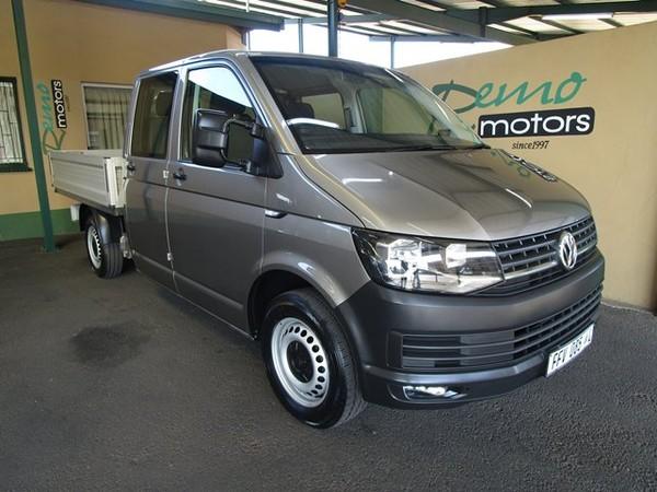 2017 Volkswagen Transporter T6 2.0TDi 75KW LWB PU SC Gauteng Pretoria_0