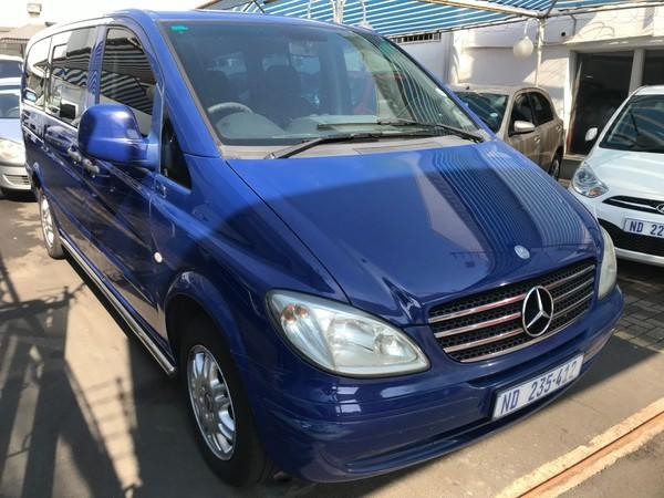 2010 Mercedes-Benz Vito 115 2.2 Cdi Xl Crew Bus  Kwazulu Natal Durban_0