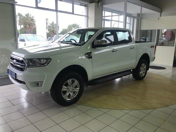 2020 Ford Ranger 2.0 TDCi XLT 4X4 Auto Double Cab Bakkie Western Cape Paarden Island_0