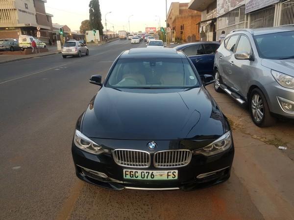 2012 BMW 3 Series 320i Modern Line At f30  Gauteng Jeppestown_0