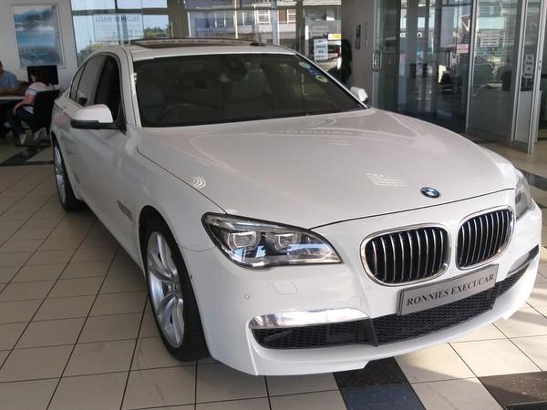 2013 BMW 7 Series 750i f01  Eastern Cape Nahoon_0
