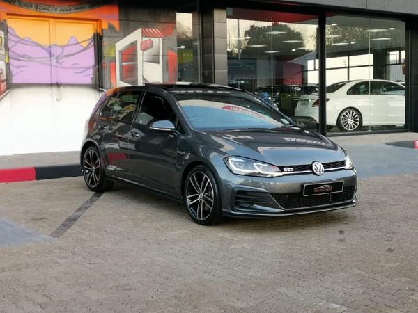 2018 Volkswagen Golf VII GTD 2.0 TDI DSG Gauteng Sandton_0