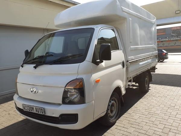 2013 Hyundai H100 Bakkie 2.6d Fc Cc  Gauteng Johannesburg_0