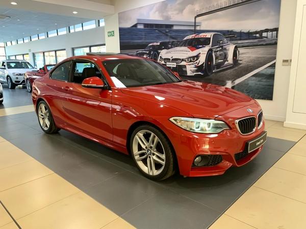 2016 BMW 2 Series 220D M Sport Auto Western Cape Stellenbosch_0