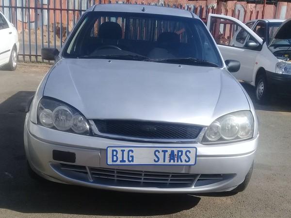 2007 Ford Bantam 1.3i Xl Pu Sc  Gauteng Johannesburg_0