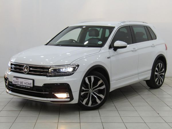 2017 Volkswagen Tiguan 2.0 TSI Highline 4MOT DSG Gauteng Pretoria_0