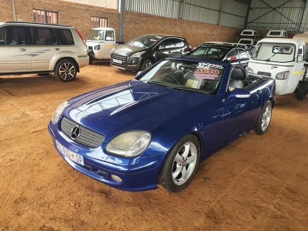 2000 Mercedes-Benz SLK-Class SLK 320 Auto Collectors Item Mpumalanga Mpumalanga_0