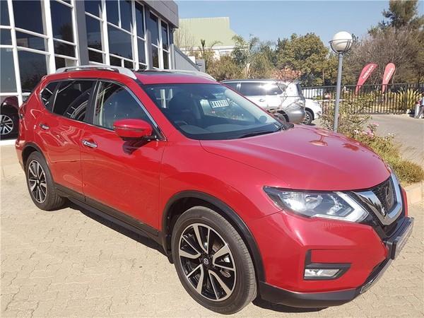 2019 Nissan X-Trail 2.5 Tekna 4X4 CVT 7S Gauteng Sandton_0