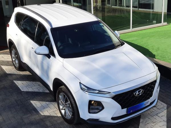 2019 Hyundai Santa Fe R2.2 Premium Auto 7 SEAT Gauteng Midrand_0