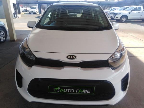 2017 Kia Picanto 1.2 Smart Auto Gauteng Johannesburg_0