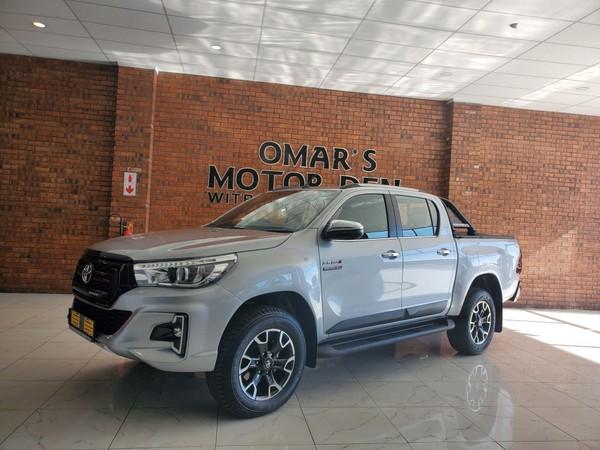2020 Toyota Hilux 2.8 GD-6 LEGEND 50 4X4 AUTO DOUBLE CAB Mpumalanga Witbank_0