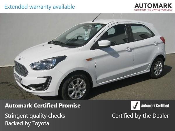 2019 Ford Figo 1.5 Trend Northern Cape Kimberley_0