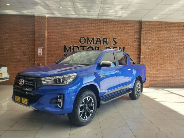 2020 Toyota Hilux 2.8 GD-6 Raider 4X4 Auto Double Cab Bakkie Mpumalanga Witbank_0