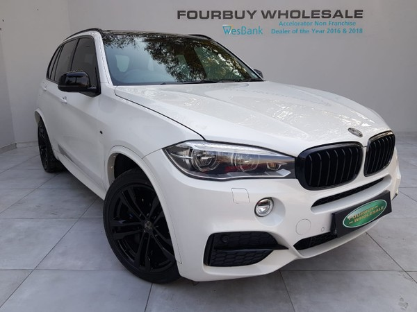 2014 BMW X5 M50d  Gauteng Four Ways_0