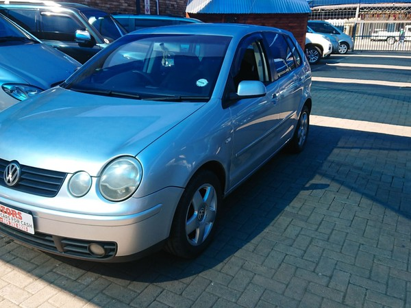 2006 Volkswagen Polo 1.9 Tdi Highline  North West Province Brits_0