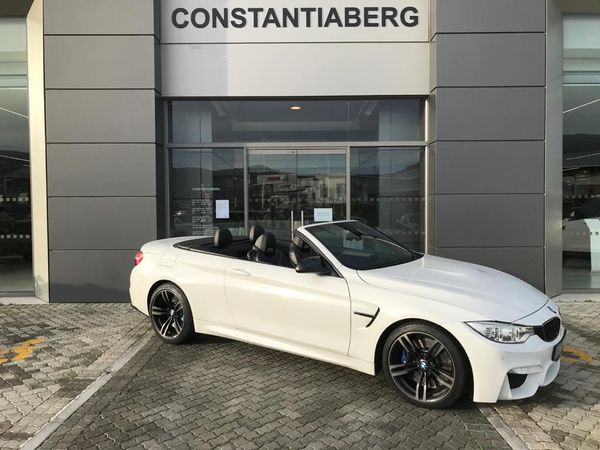 2017 BMW M4 Convertible M-DCT Competition Western Cape Tokai_0