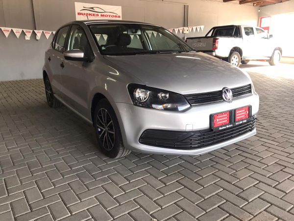 2015 Volkswagen Polo 1.2 TSI Trendline 66KW North West Province Hartbeespoort_0