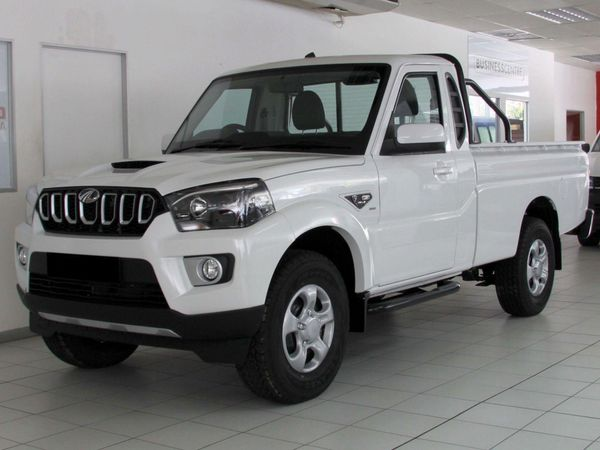 2021 Mahindra PIK UP 2.2 mHAWK S6 PU SC 4x2 Kwazulu Natal Umhlanga Rocks_0