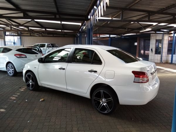 2012 Toyota Yaris Zen3 Acs  Gauteng Randburg_0
