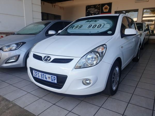 2010 Hyundai i20 1.6  Gauteng Krugersdorp_0