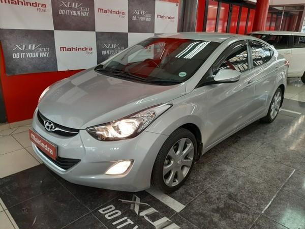 2013 Hyundai Elantra 1.8 Gls  Gauteng Pretoria_0